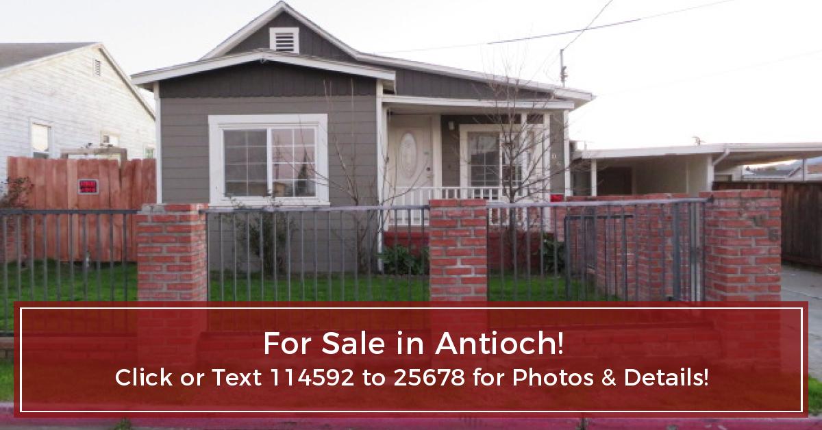 For Sale Antioch In 2020 Antioch Real Estate Backyard