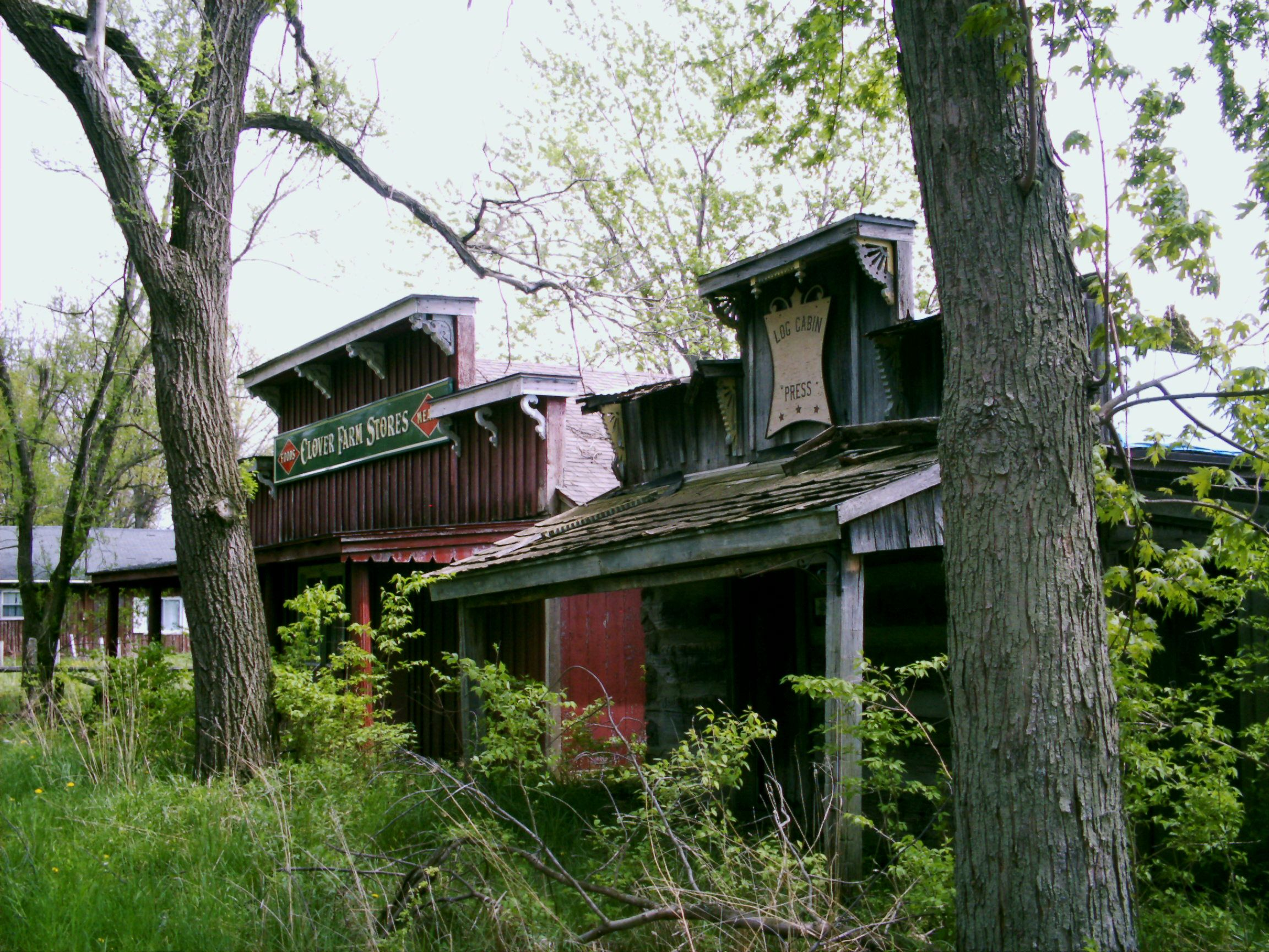 Flickriver: Photoset 'Ghost Town, near Findlay Ohio' by Panama
