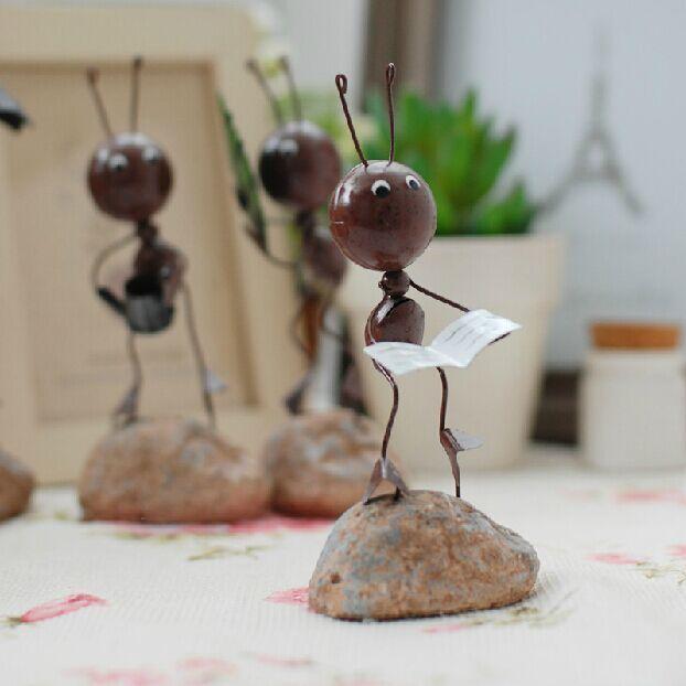 De metal de moda artesanal decoraci n de la boda for Decoracion hogar artesanal