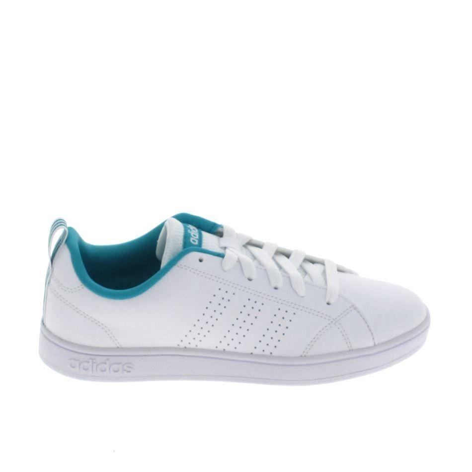 ADIDAS Advantage Clean VS Blanc Bleu