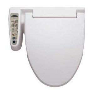 Hometech Bidet Toilet Seat With Warm Water And Warm Air Dryer