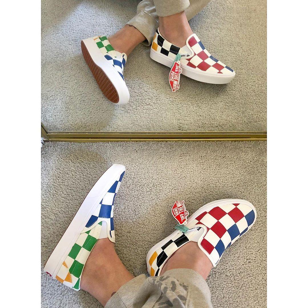 Vans slip on, Fresh shoes, Skate shoes