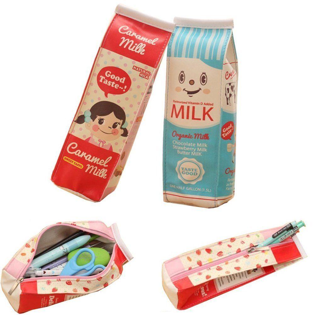 Https Www Amazon Com Gp Product B01khkrpy6 Ref As Li Tl Ie Utf8 Tag Harlottread 20 Camp 1789 Creativ Kids Pencil Case Leather Pencil Case Creative Stationery