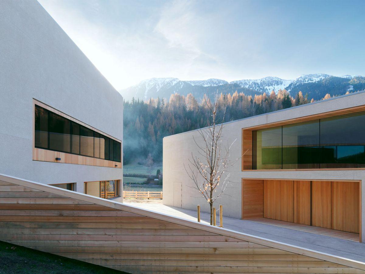 Best architects architektur award burger rudacs for Studium zum architekten