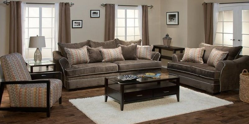 Charmant Brand New Michael Alexander Designs Sofa And Loveseat