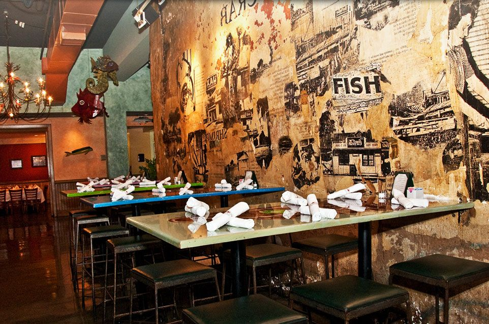 New Orleans Restaurant Casual Seafood Louisiana Red Fish