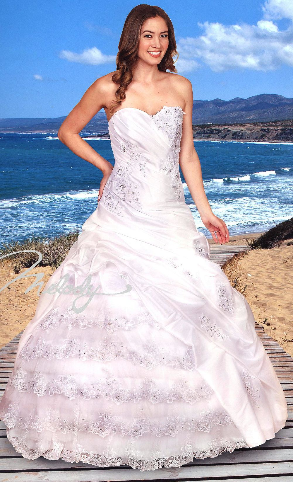 Wedding dressesucbruedebutante dressesucbruecotillion dresses by melody