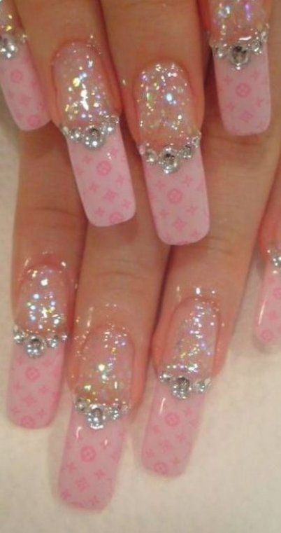 nails multiple color