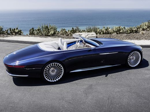 Mercedes Benz Debuts New Concept With 30s Flair Classic Cars