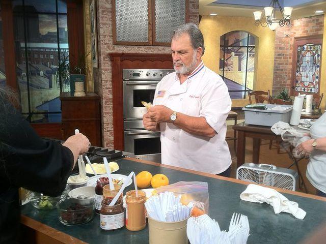 Frank's Super Bowl recipe: Shrimp and eggplant casserole