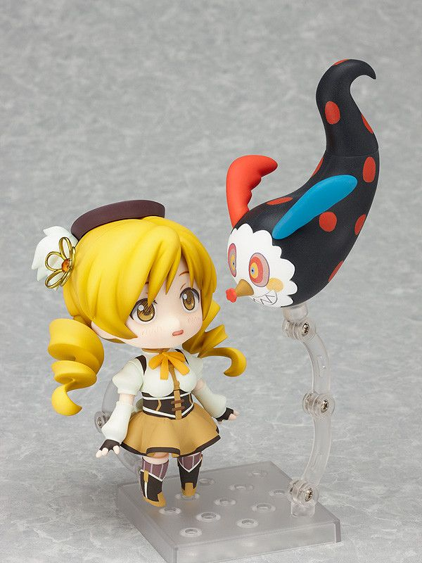 Nendoroid 182 Puella Magi Madoka Magica Homura Akemi Figure Good Smile Company