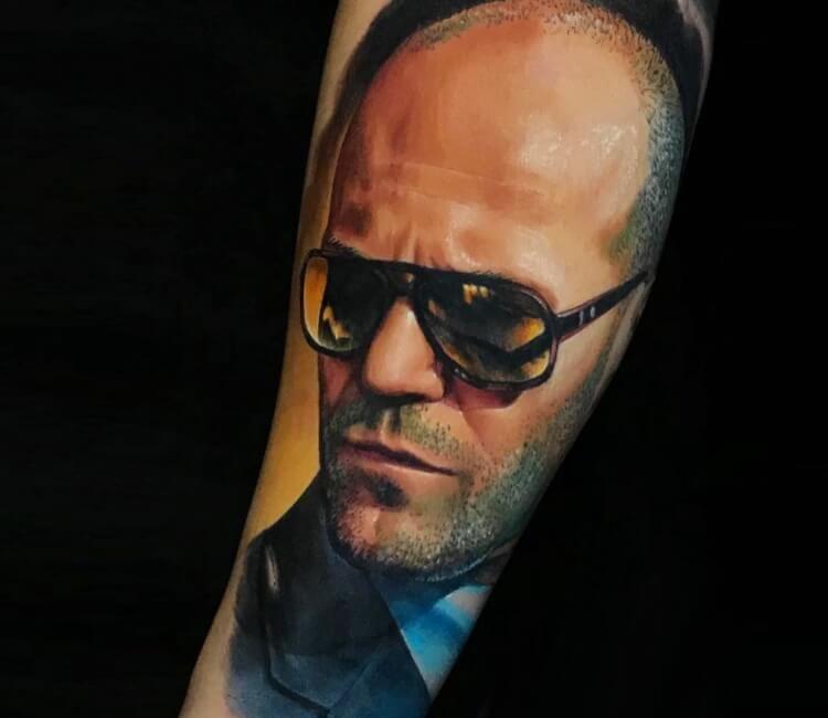 Jason Statham Tattoo By Victor Zetall Post 28969 Jason Statham Tattoos Tattoos Jason Statham