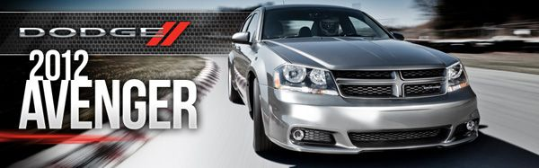 The new head and fog lights on the new 2012 Dodge Avenger  are part of what gives it its aggressive look. Mix that in with its split crosshair grille, 17 inch steel wheels with covers, and LED tail lights, you get one of the boldest looking cars on the road.    The engines and transmission on the Avenger were built to give you powerful performance, while giving you amazing fuel efficiency.