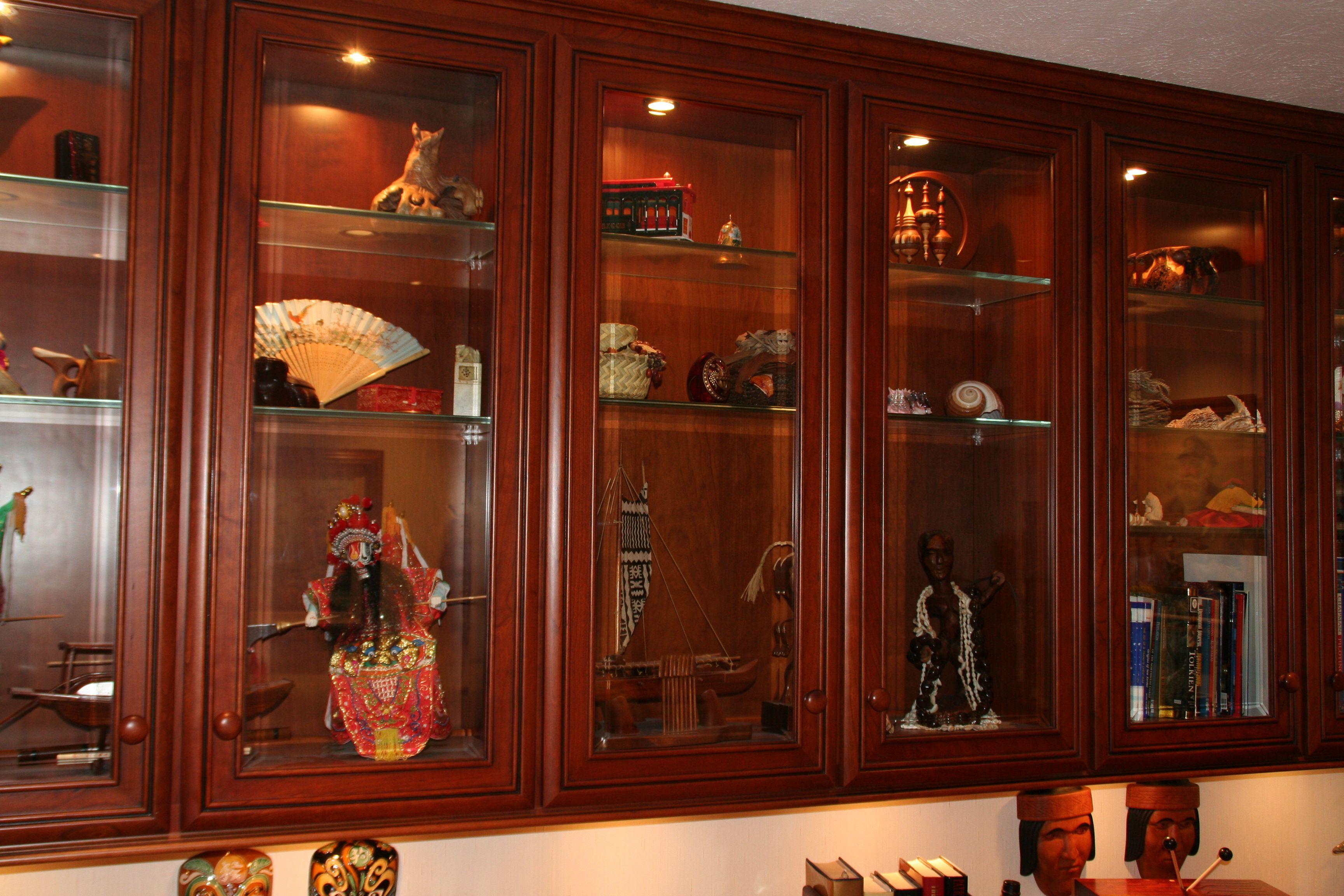 Küchenschrank Glas Bogen Tür - Schlafzimmer Überprüfen Sie mehr ...