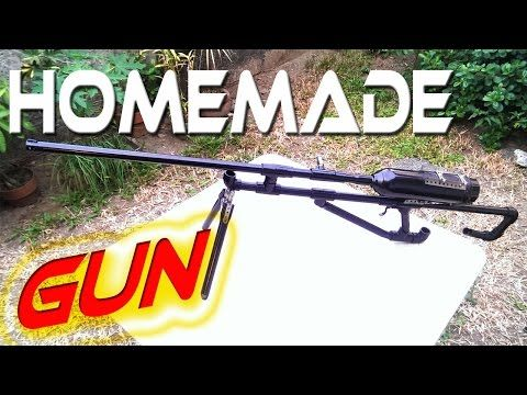10 homemade gun sniper rifle alcohol powered youtube 10 homemade gun sniper rifle alcohol powered youtube fandeluxe Choice Image