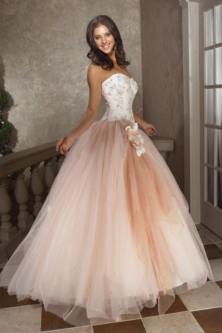 cheap prom dress Don't really like poofiness but this is pretty ...