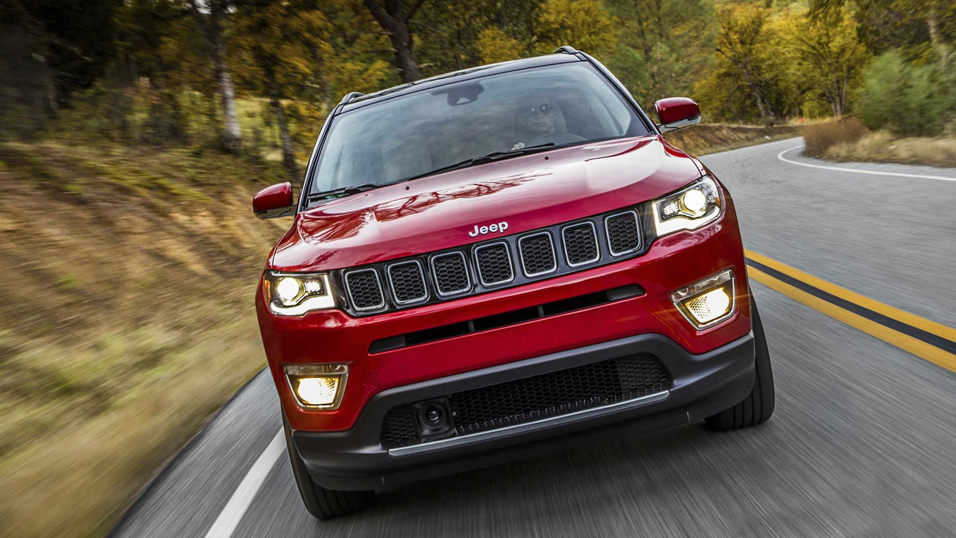 2019 Jeep Compass Wallpaper Hd Desktop Jeep Compass Compass Wallpaper Jeep
