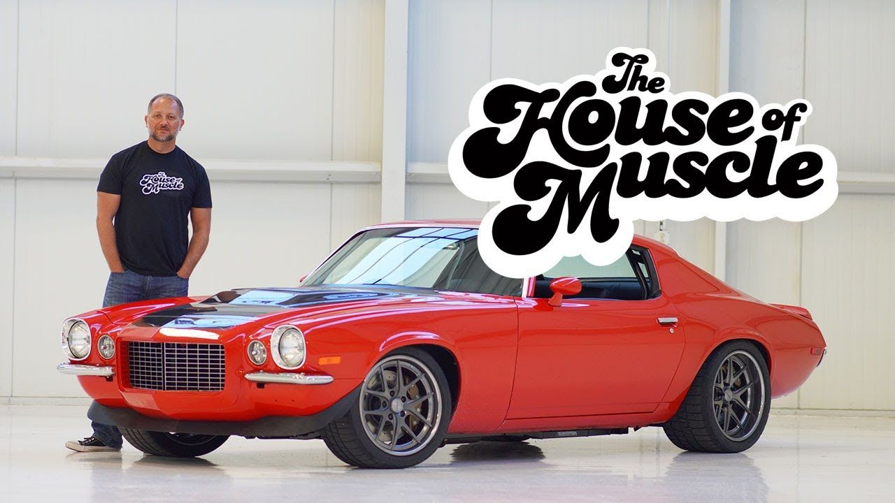Project Zl 70 Chevrolet Camaro The House Of Muscle Episode 7