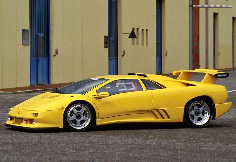 Lamborghini Diablo Se30 Jota Favorite Car Lamborghini Diablo