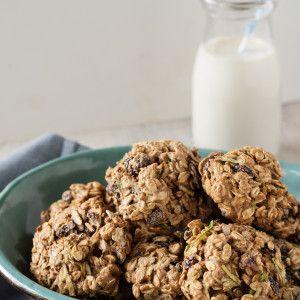 zucchini oatmeal cookies 2