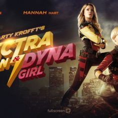 Electra Woman & Dyna Girl 2016 watch online english HD movies