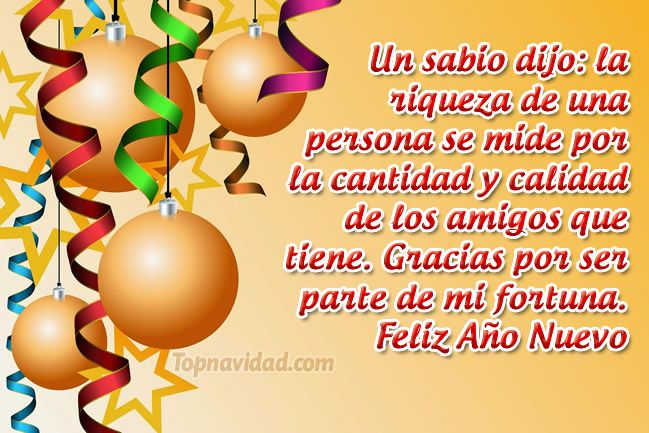 Frases Originales De Año Nuevo Para Felicitar Christmas Time Happy Holidays Christmas Food