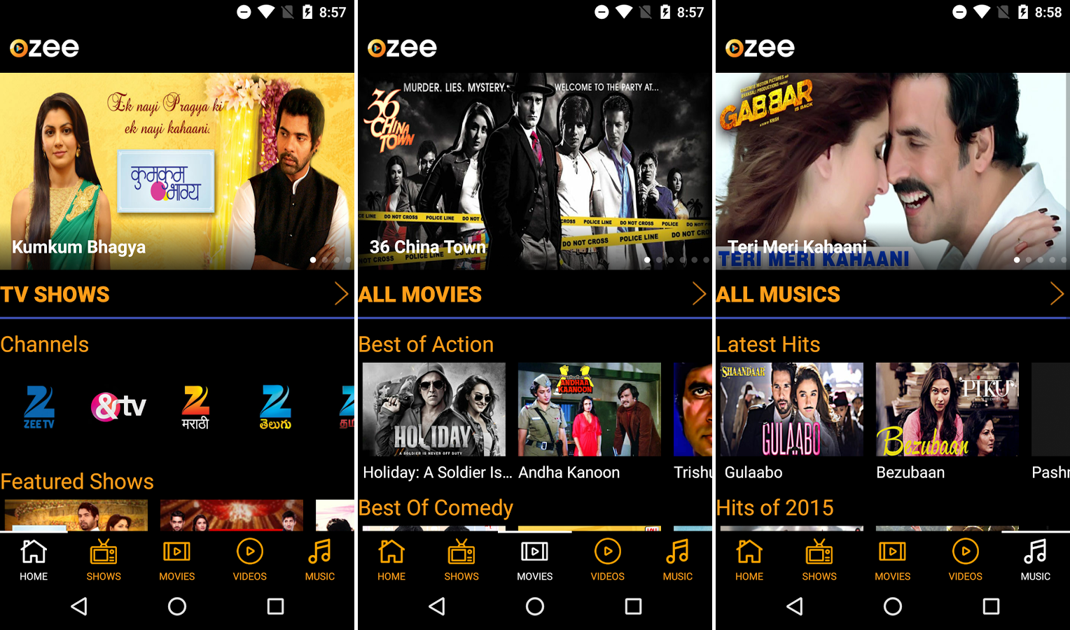 apps for watching tv series and movies