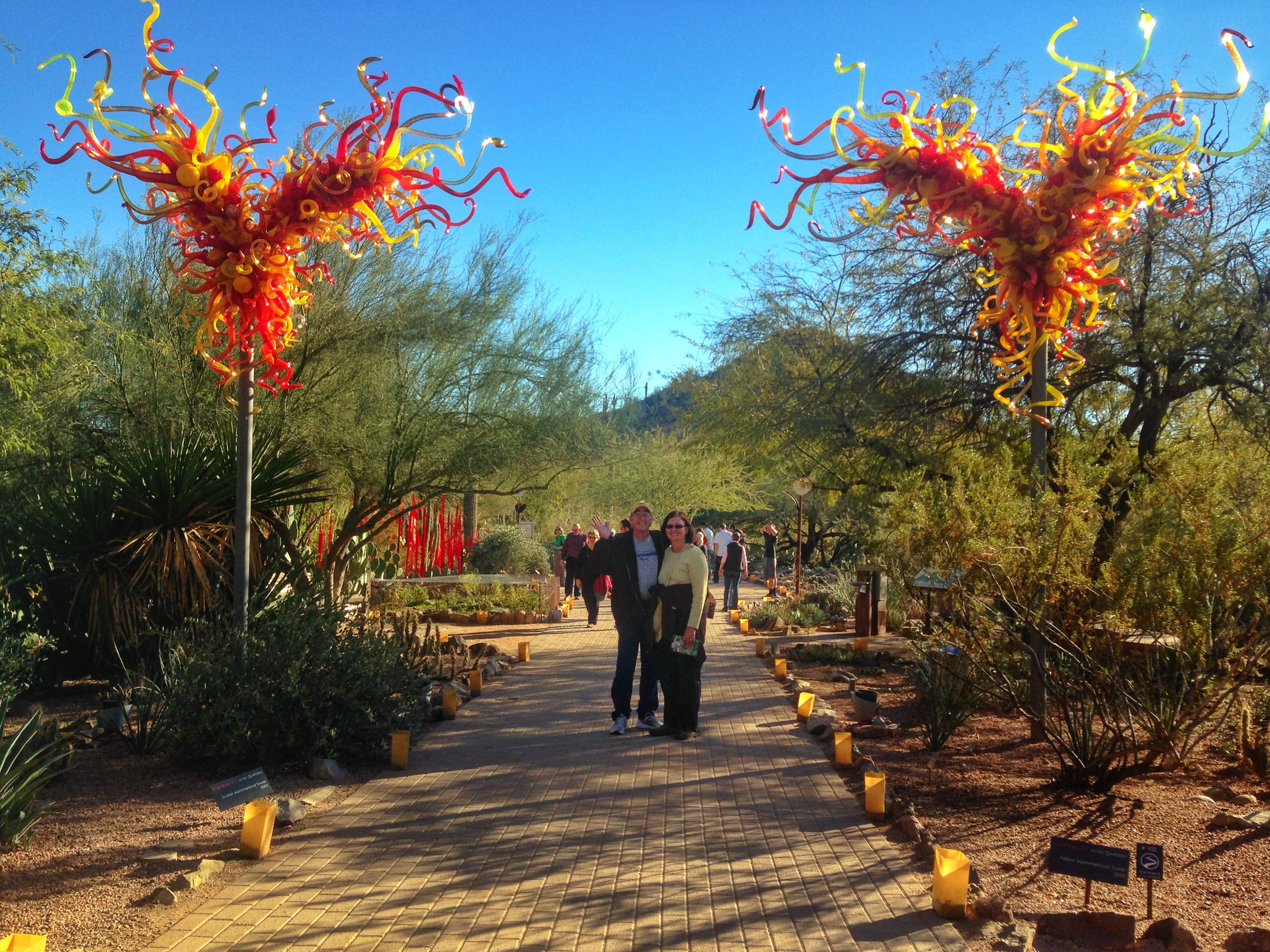 chihuly+glass+2014+phoenix+az | chihuly garden and glass opened at ...