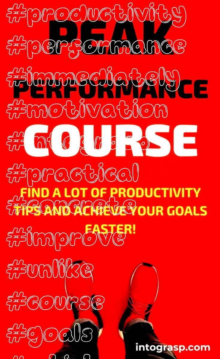 the book this course will give you the concrete practical tips which you can use immediately to improve your performanceUnlike the book this course will give you the conc...