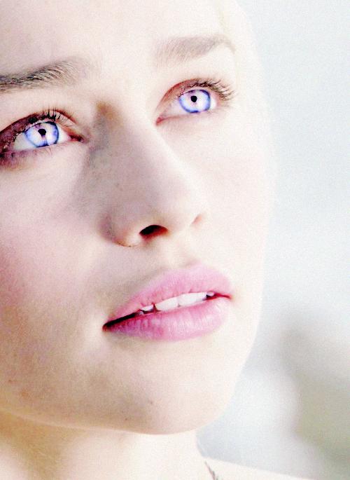 Daenerys Augenfarbe