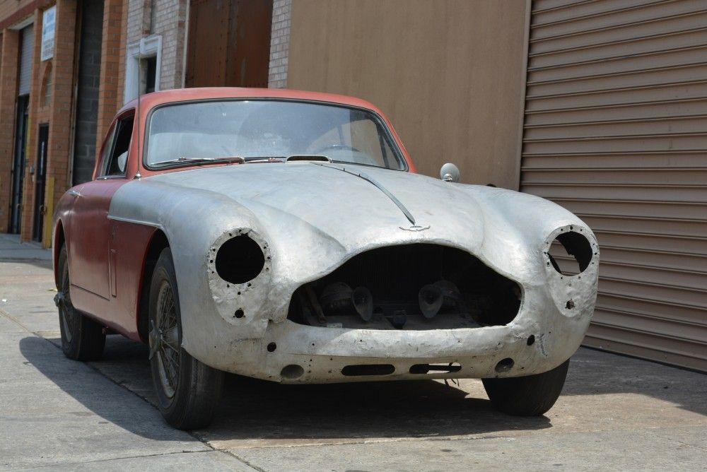 1957 Aston Martin DB2/4 LHD -