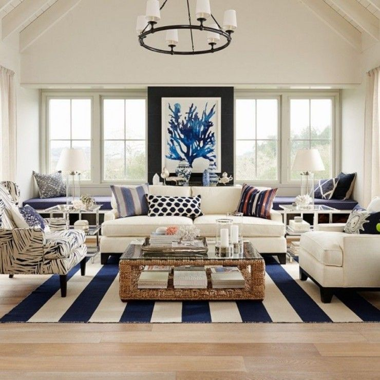 Navy Blue Inspirations For Spring