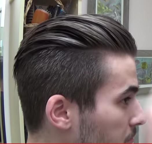 Slicked Back Undercut の画像検索結果 Hairstyles Hair Styles