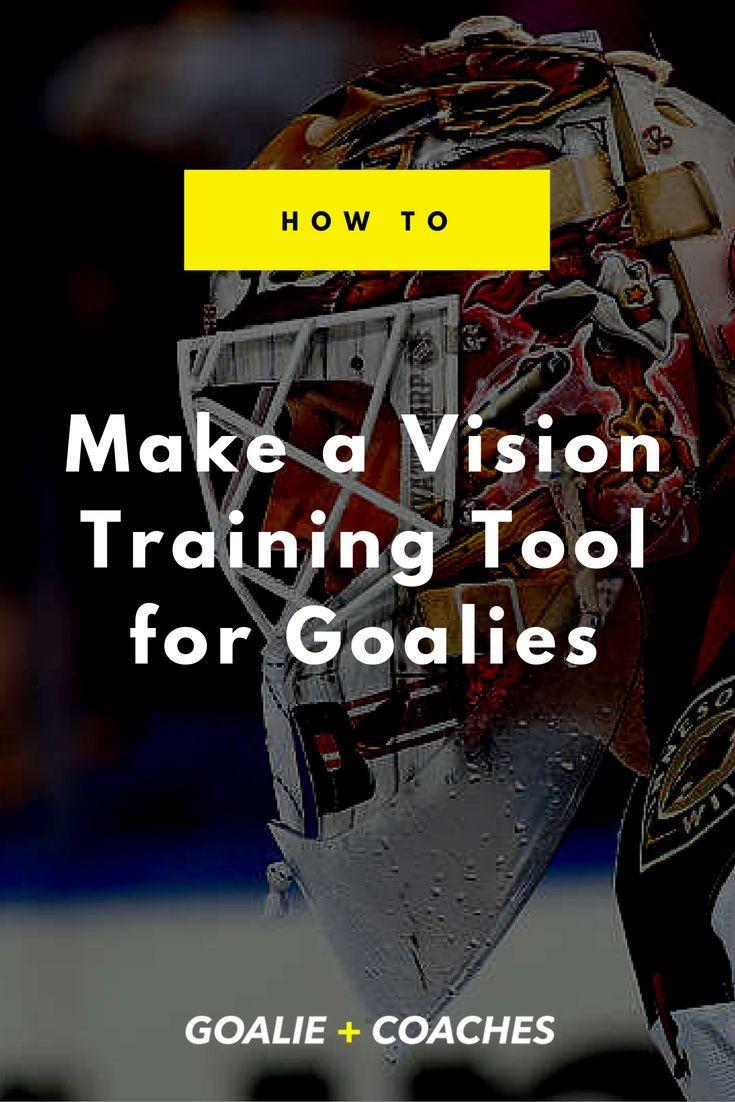 Goalie Vision Training Off Ice Goalie Training Train Coaching