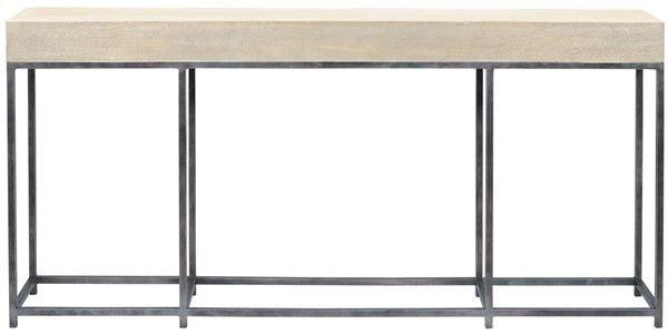 vanguard furniture 8329s bt zoe console compendium john black rh pinterest com