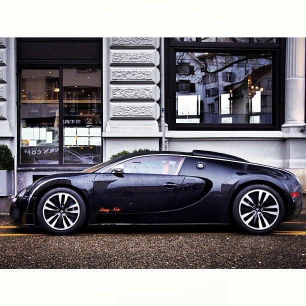 Custom Bugatti Veyron Super Rear View: Bugatti Veyron, Bugatti Cars