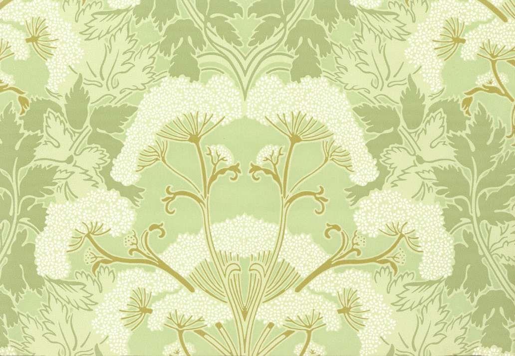 Art Nouveau Wallpaper   Chameleon Collection   Паттерны   Pinterest ...