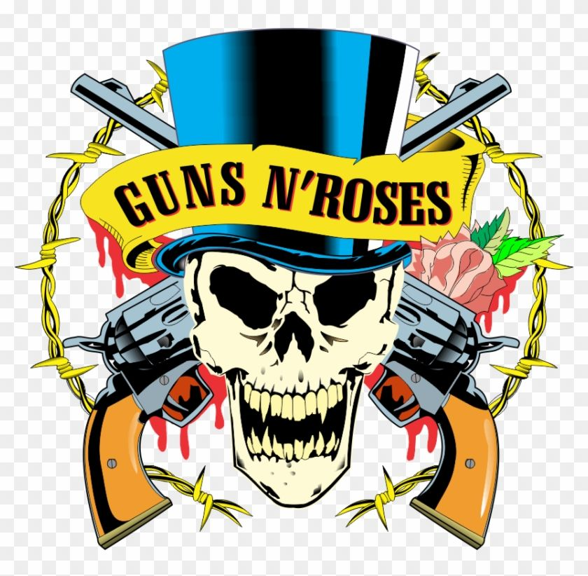 Find Hd Guns N Roses Drawings Hd Png Download To Search And Download More Free Transparent Png Images Guns N Roses Roses Drawing Guns And Roses