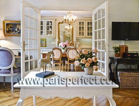 Paris Apartment Decorating Style