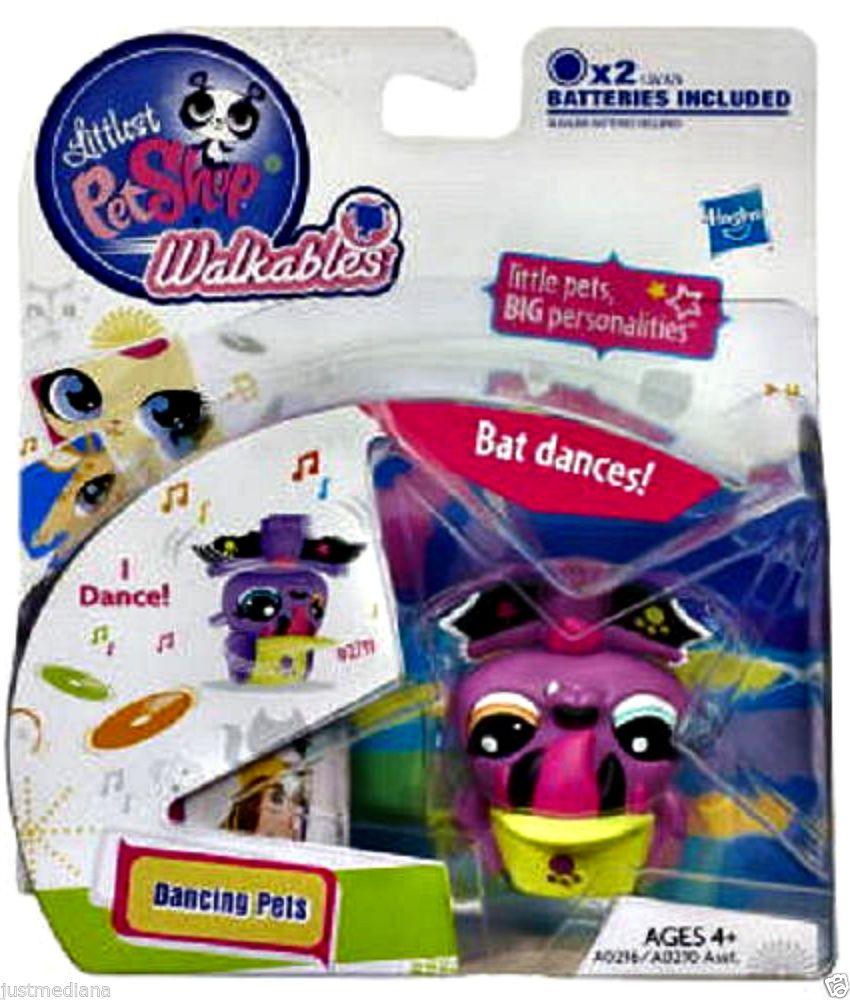 Hasbro Littlest Pet Shop Danceable Pets Figures Bat 2719 Adorable Lps 4 Re List April 13 2014 Freeshippi With Images Littlest Pet Shop Pet Shop Little Pets