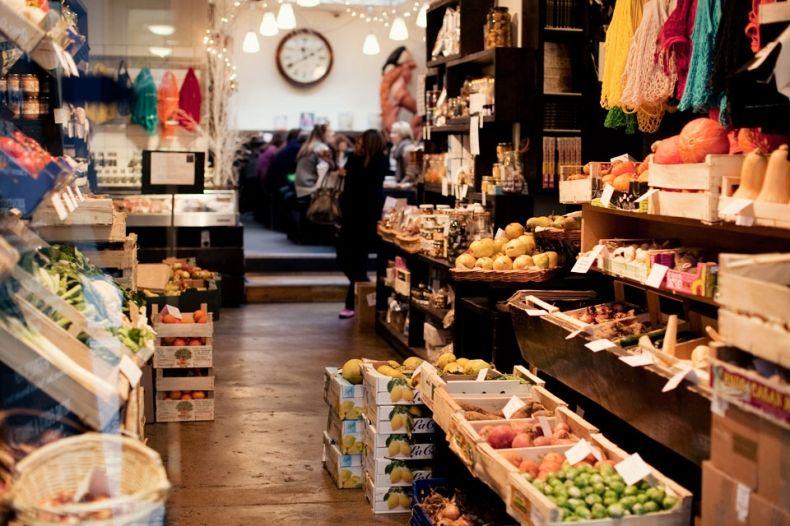 La Fromagerie, Marylebone