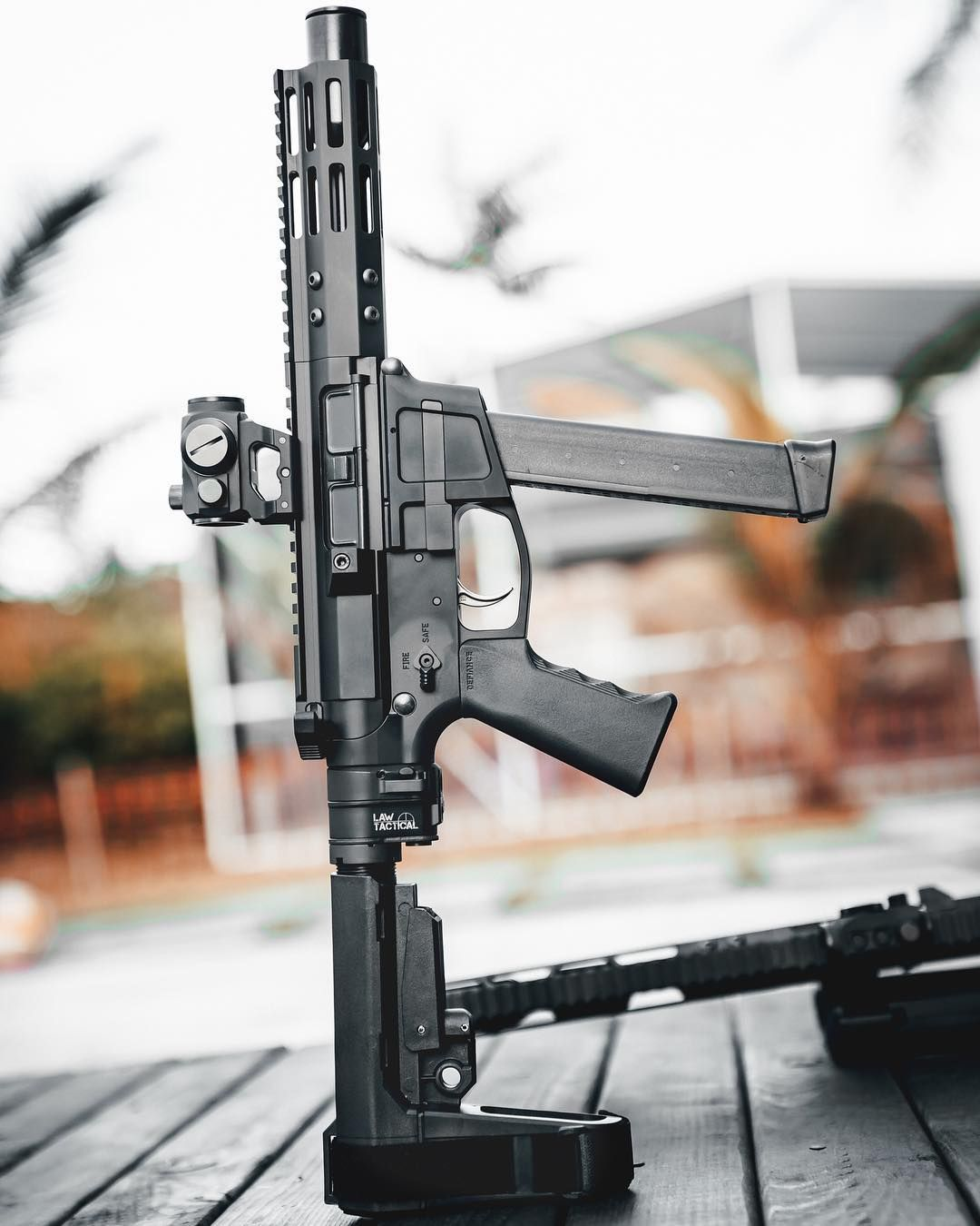 Our Exclusive Foxtrotmikeproducts Fm9 5 Is Getting The Love With Lawtactical Folder Sba3 Brace From Sb Tactical And Scalarworks Mount Who Else Is Down Fo