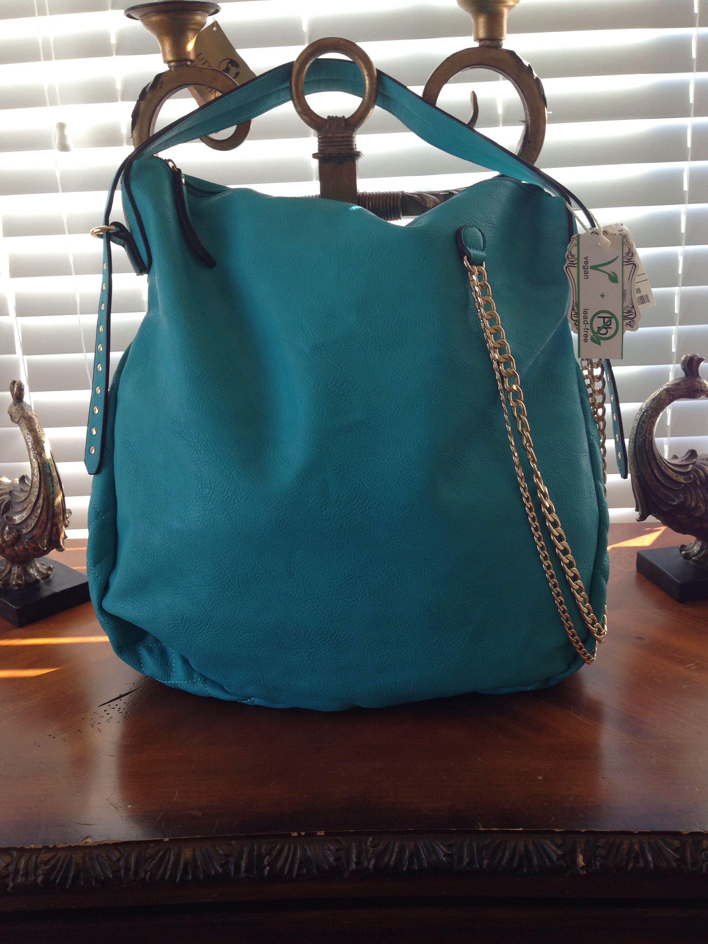 Authentic Alyssa Vegan Handbag