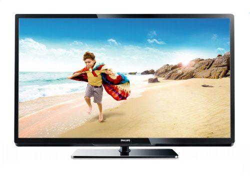 Philips 42PFL3507H/12 107 cm (42 Zoll) LED-Backlight-Fernseher, Energieeffizienzklasse A (Full-HD, 100Hz PMR, DVB-T/C, CI+, WiFi ready, Smart TV (Youtube und DLNA) schwarz