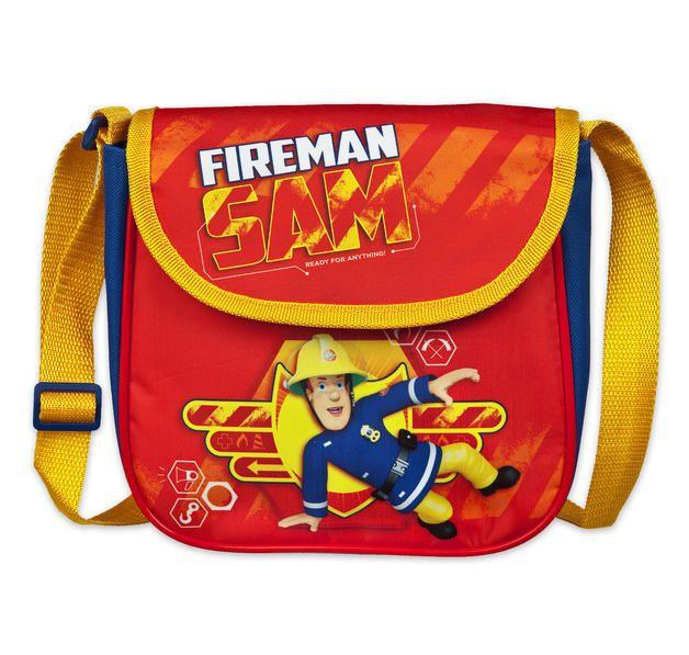 Feuerwehrmann Sam Kindergartentasche. Hier bei www.closeup.de
