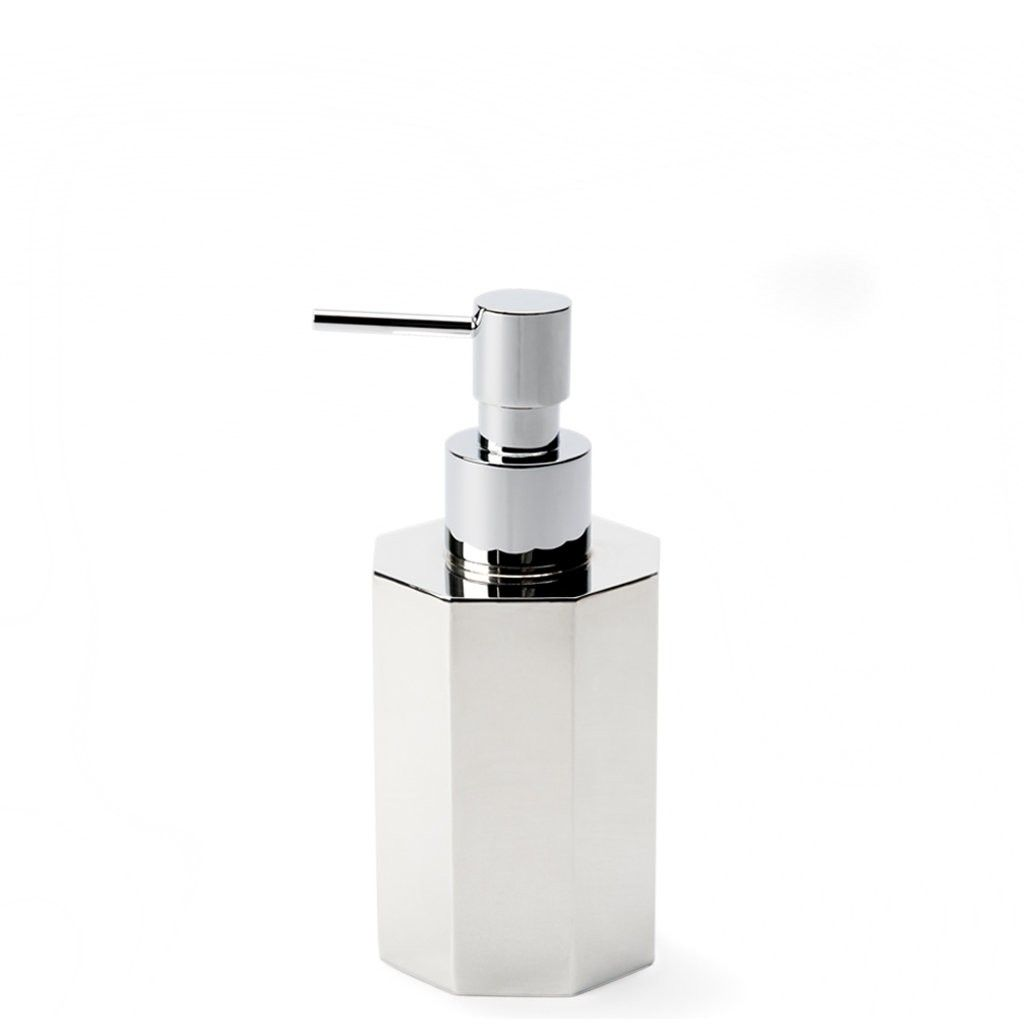 asscher soap dispenser | waterworks bath accessories | pinterest