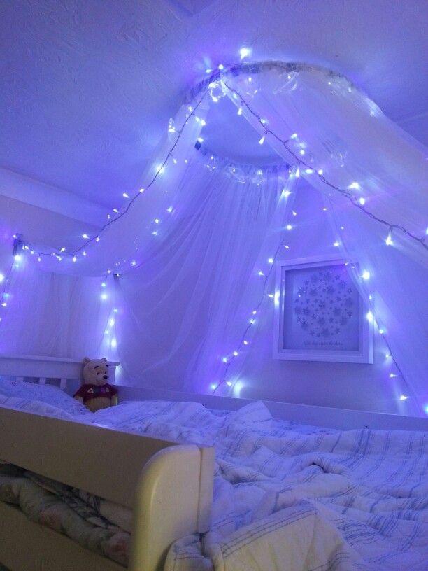 Sleeping Beneath The Stars Led Lighting Bedroom Fairy Lights