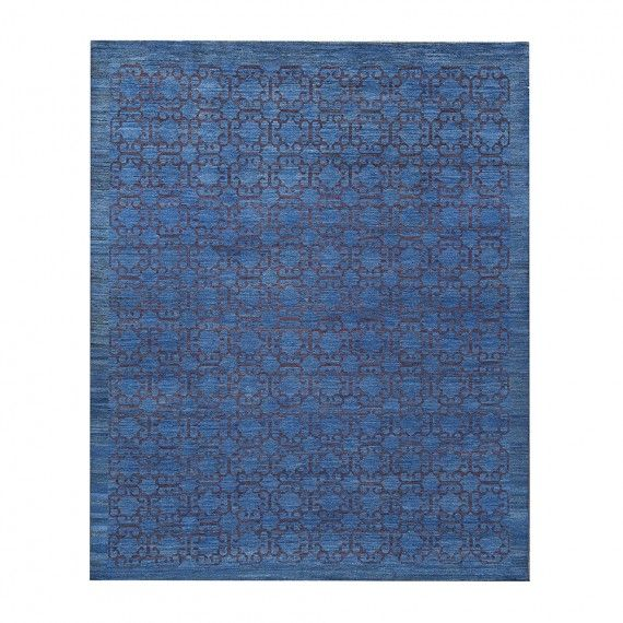 BLUE/BLUE 7.11x9.1   Overdyed   Styles   Rugs   HD Buttercup