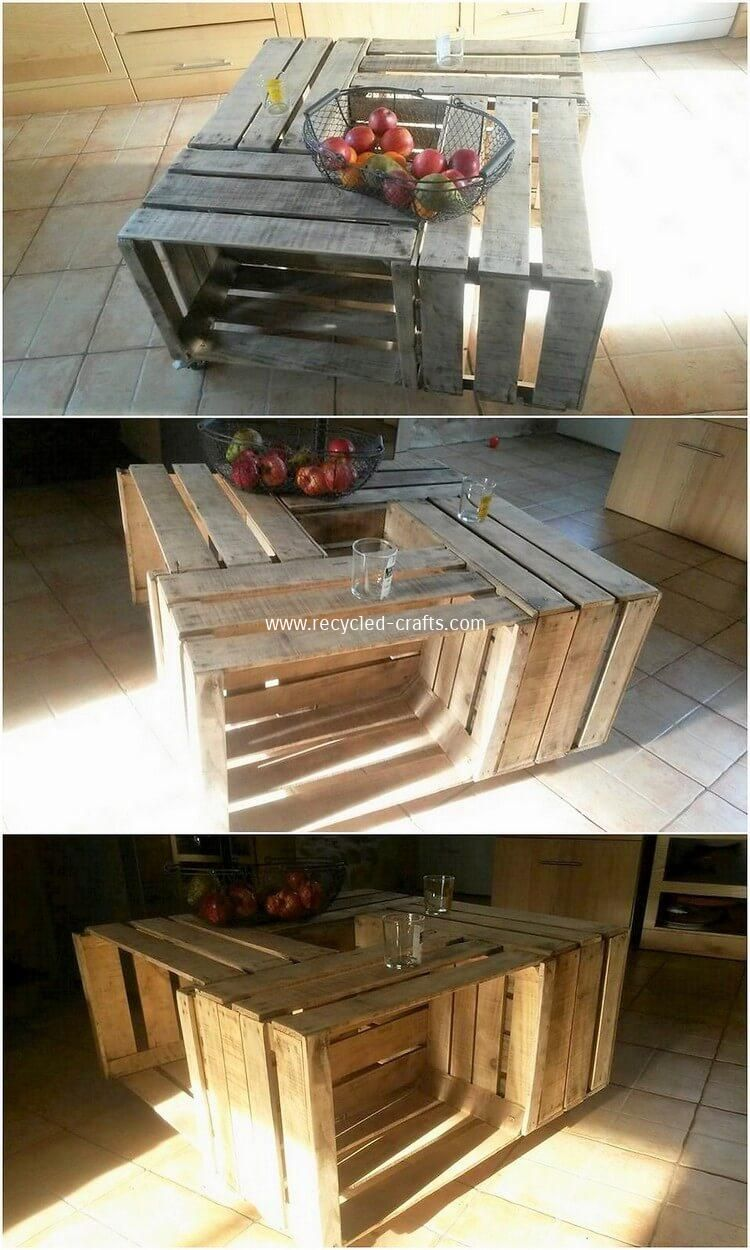 amazing diy ideas with old wood pallets you can easily build old rh pinterest com