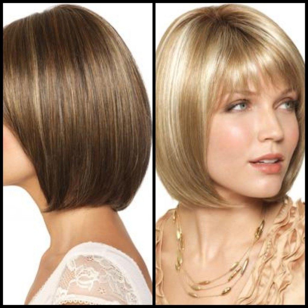 Lange Bob Haarschnitt Mit Fransen Frisuren Halblang Frisuren